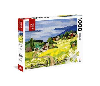 Trefl Puzzle 1000pc Charlevoix