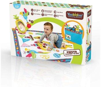Yookidoo Baby Fiesta Playmat
