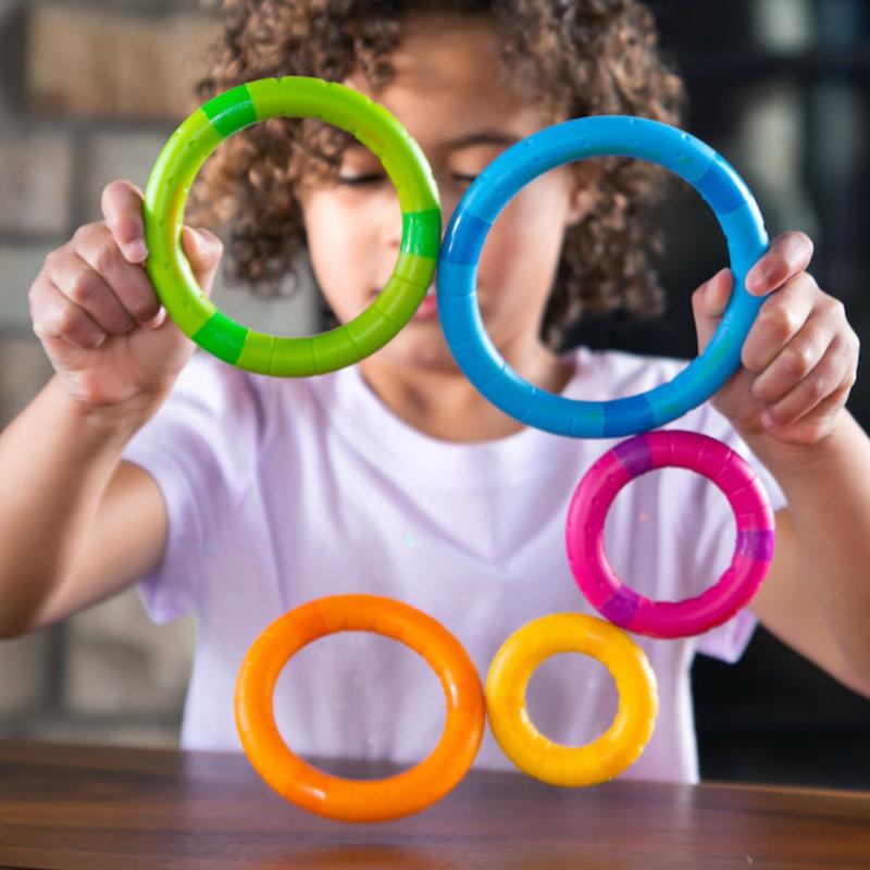Fat Brain Toys Fat Brain Toys Tinker Rings
