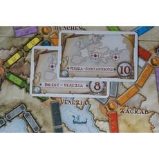 Days of Wonder Ticket to Ride Game: Europe