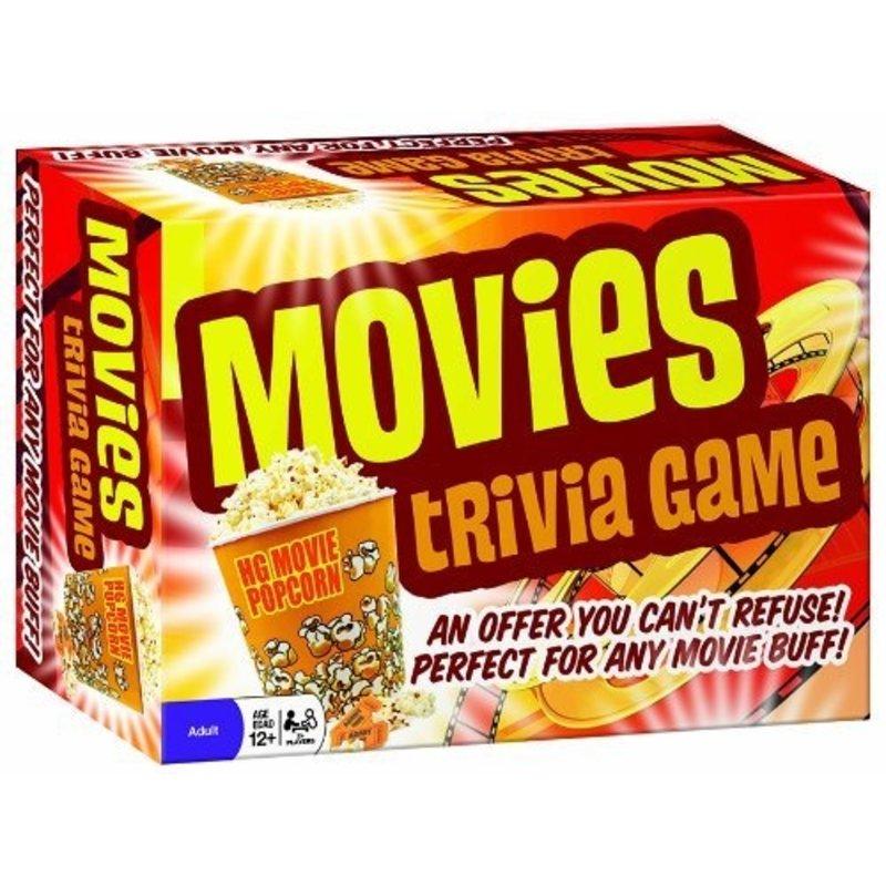 Outset Media Outset Trivia Game: Movies