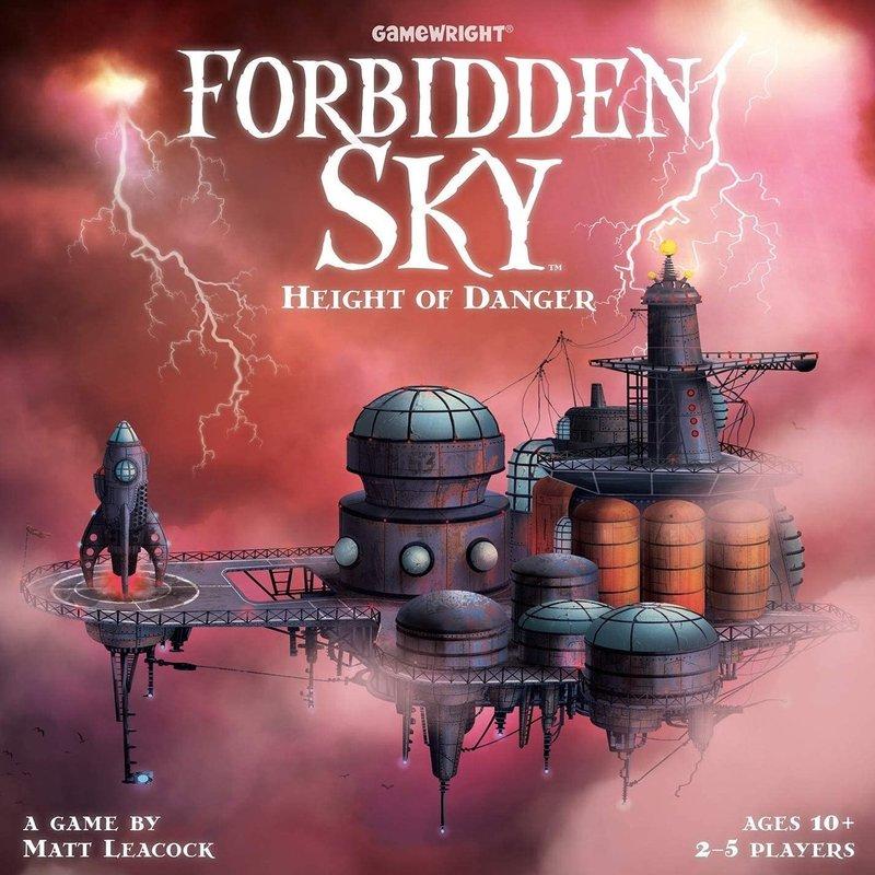 Gamewright Gamewright Game Forbidden Sky