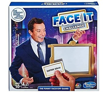 Jimmy Fallon Game Face It Challenge