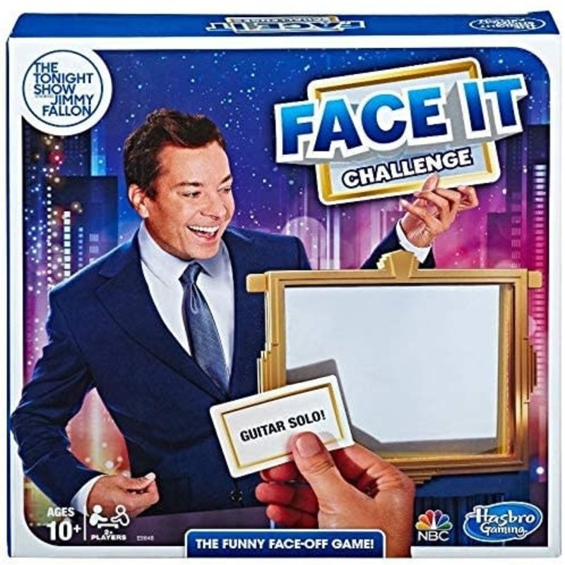 Hasbro Jimmy Fallon Game Face It Challenge
