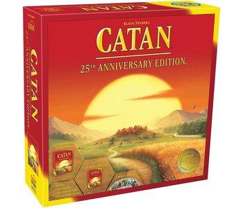 Catan Game 25th Anniversary Edition