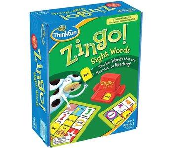 Thinkfun Game Zingo Sight Words