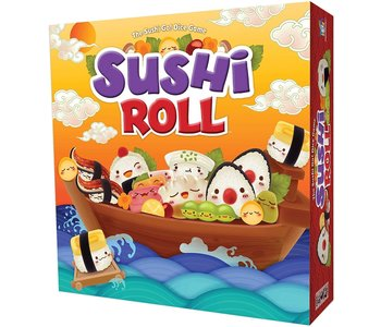 Gamewright Game Sushi Roll!