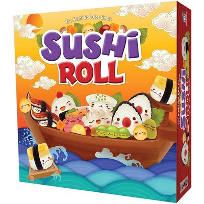 Gamewright Gamewright Game Sushi Roll!