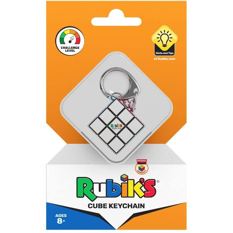 Rubik's Cube Mini Keychain 3x3