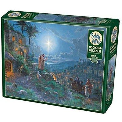Cobble Hill Puzzle 1000pc Arrival of the Magi