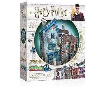 Wrebbit 3D Puzzle Harry Potter Ollivander's Wand Shop