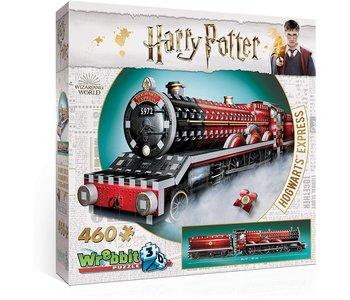 Wrebbit 3D Puzzle Harry Potter Hogwarts Express