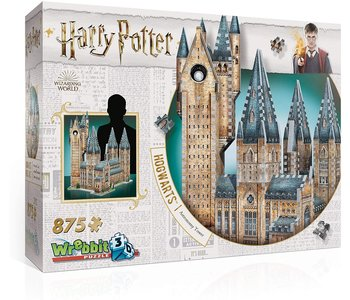 Wrebbit 3D Puzzle Harry Potter Astonomy Tower