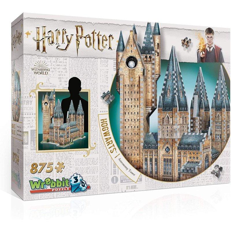 Wrebbit Wrebbit 3D Puzzle Harry Potter Astonomy Tower