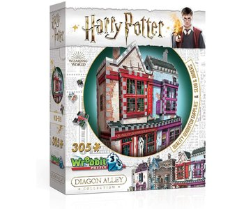 Wrebbit 3D Puzzle Harry Potter Quality Quidditch Supplies