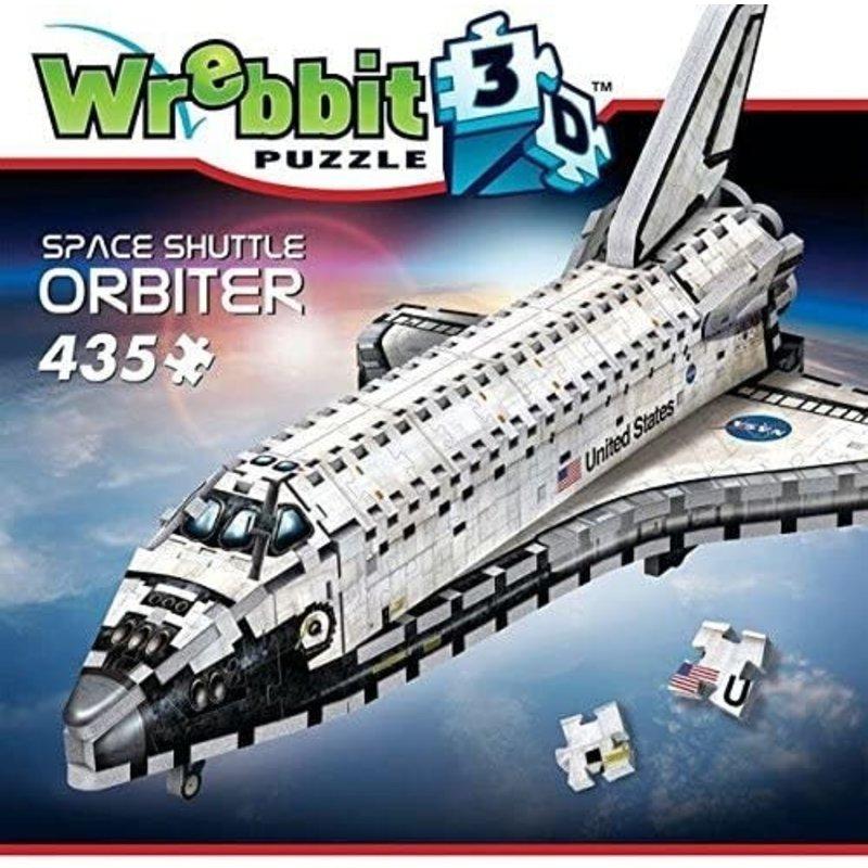 Wrebbit Wrebbit 3D Puzzle Space Shuttle Orbiter