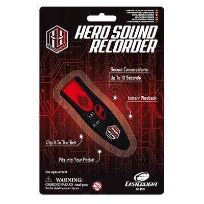 Spy Hero Sound Recorder