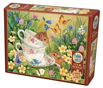Cobble Hill Puzzle 275pc Tea for Two