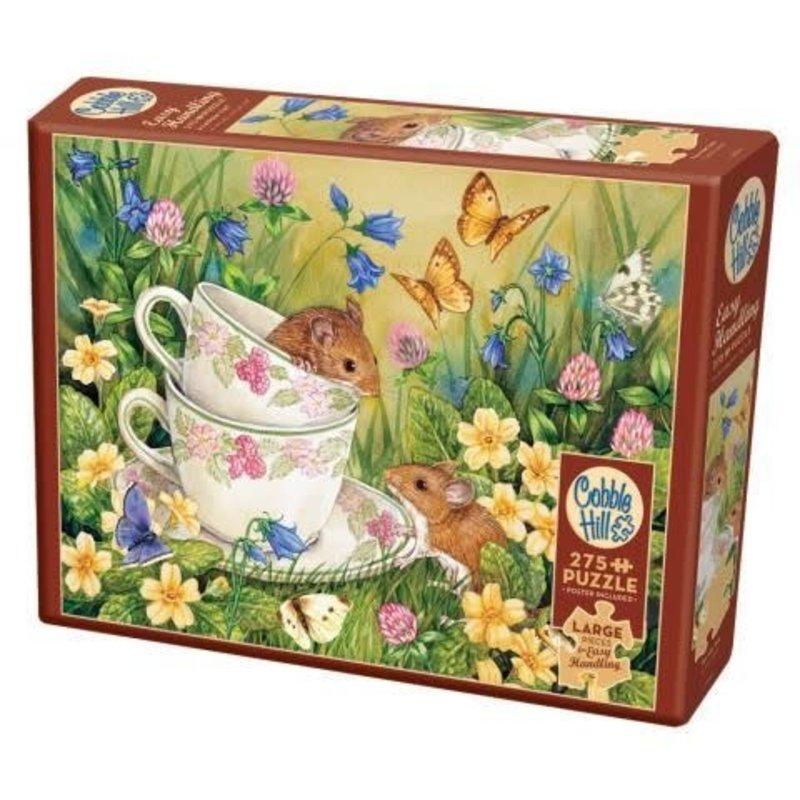 Cobble Hill Puzzles Cobble Hill Puzzle 275pc Tea for Two