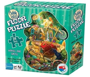 Cobble Hill Floor Puzzle 36pc Hansel and Gretal