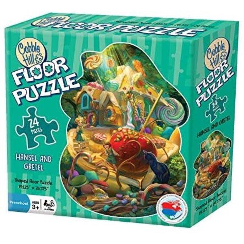 Cobble Hill Puzzles Cobble Hill Floor Puzzle 36pc Hansel and Gretal