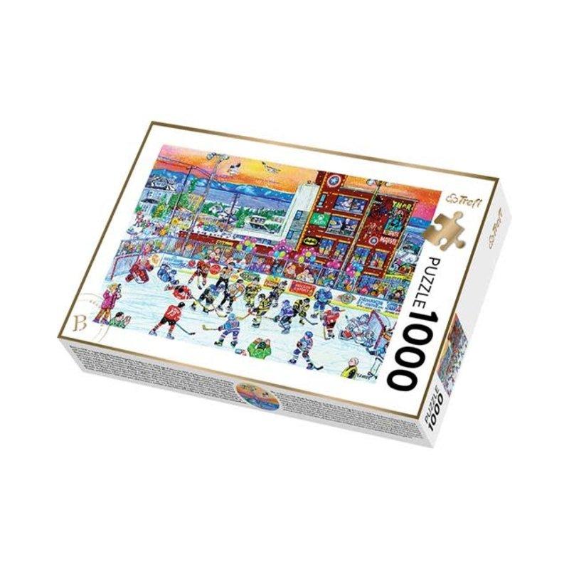 Trefl Puzzle 1000pc Ice Hockey