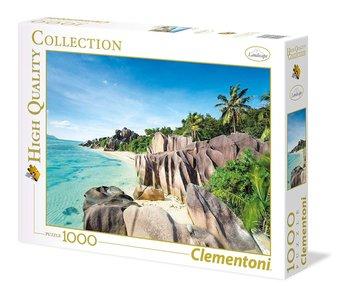 Clementoni Puzzle 1000pc Paradise Beach