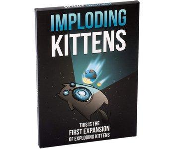 Exploding Kittens Expansion Imploding Kittens Game