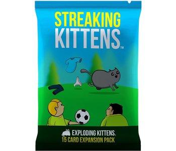 Exploding Kittens Exp Game Streaking Kittens
