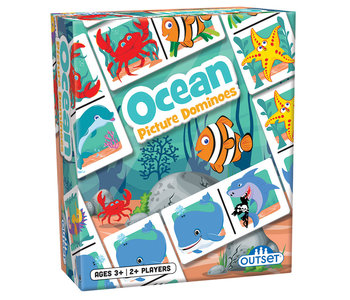 Outset Game Picture Dominoes Ocean