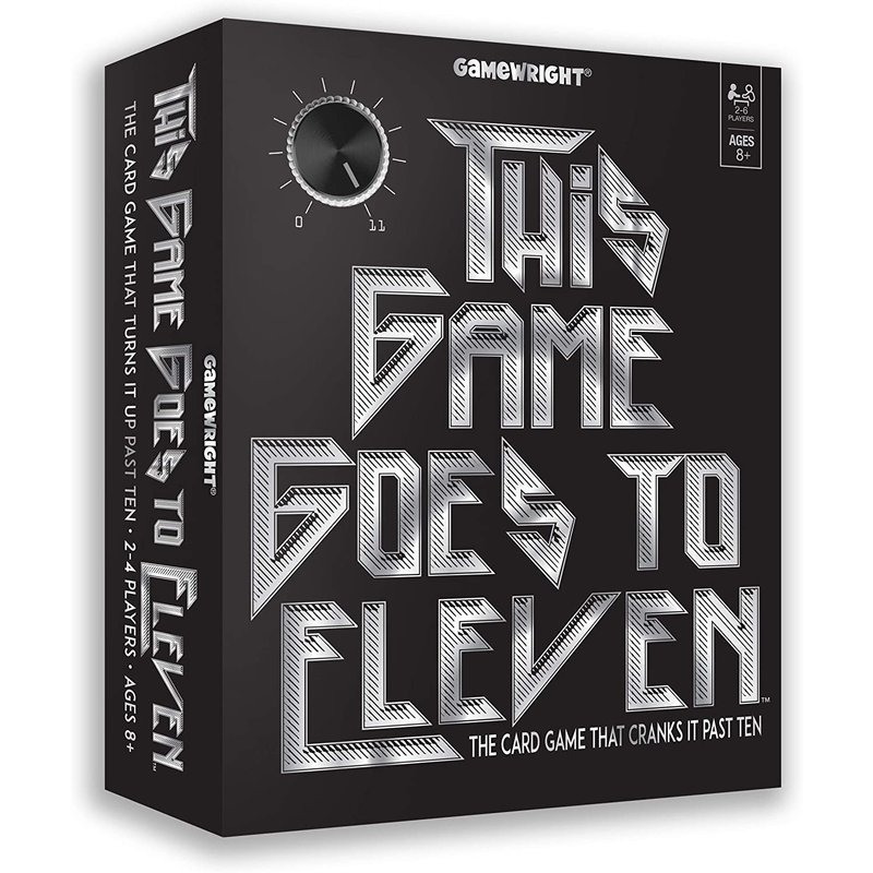 Gamewright Gamewright Game This Game Goes to Eleven