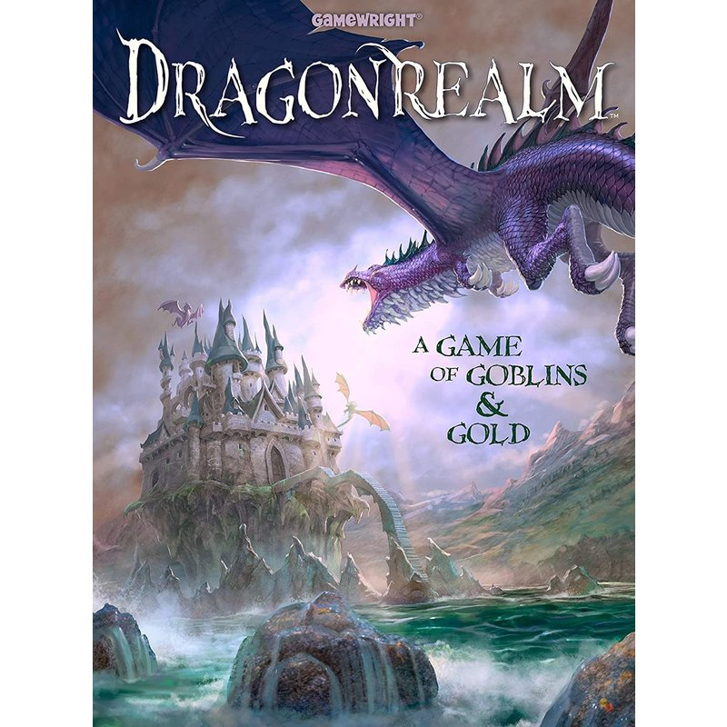 Gamewright Gamewright Game Dragonrealm