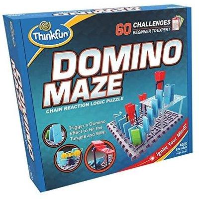 Thinkfun Thinkfun Game Domino Maze