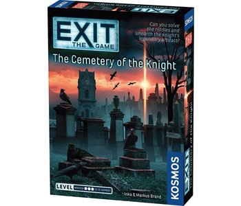 Exit Game: The Cemetery of the Knight