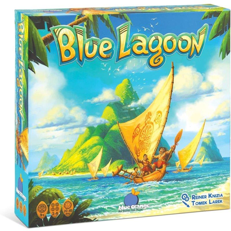 Blue Orange Blue Orange Game Blue Lagoon