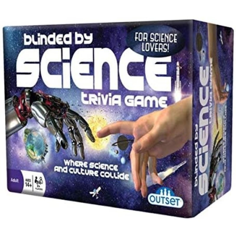 Outset Media Outset Trivia Game: Blinded by Science