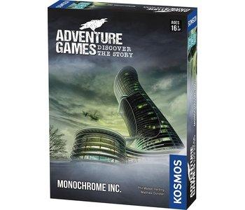 Kosmos Adventure Games: Monochrome Inc.