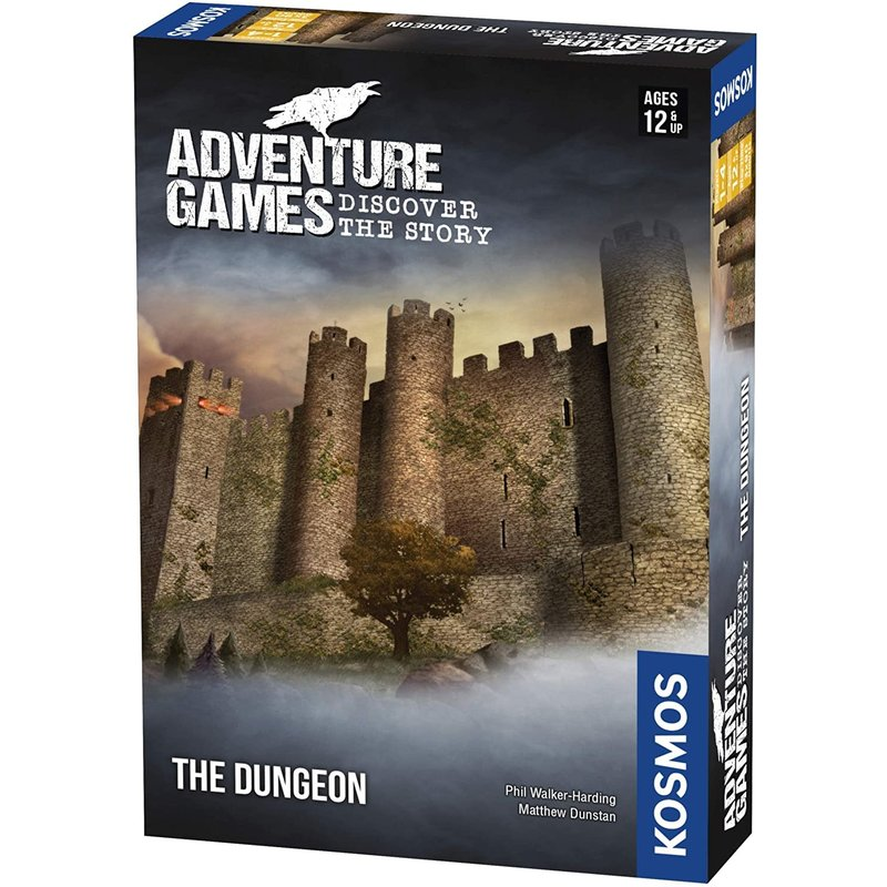 Thames & Kosmos Kosmos Adventure Games: The Dungeon