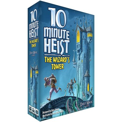10 Minute Heist: The Wizards Tower