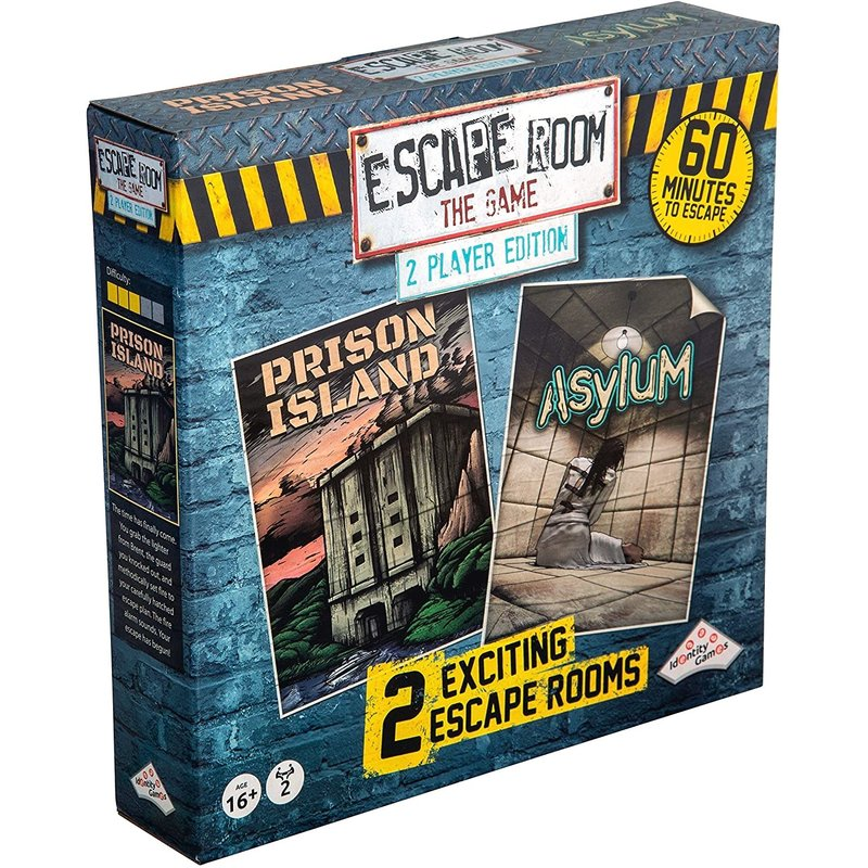 Escape Room Game 2 Player Edition