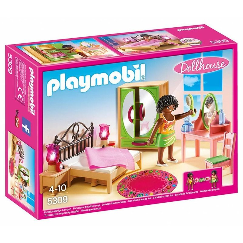 Playmobil Playmobil Doll House: Master Bedroom