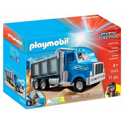 Playmobil Playmobil Vehicle: Dump Truck