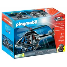Playmobil Playmobil Tactical Unit Copter