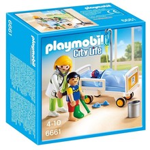 Playmobil Playmobil Doctor with Child disc