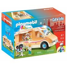 Playmobil Playmobil Vehicle: Summer Ice Cream Truck