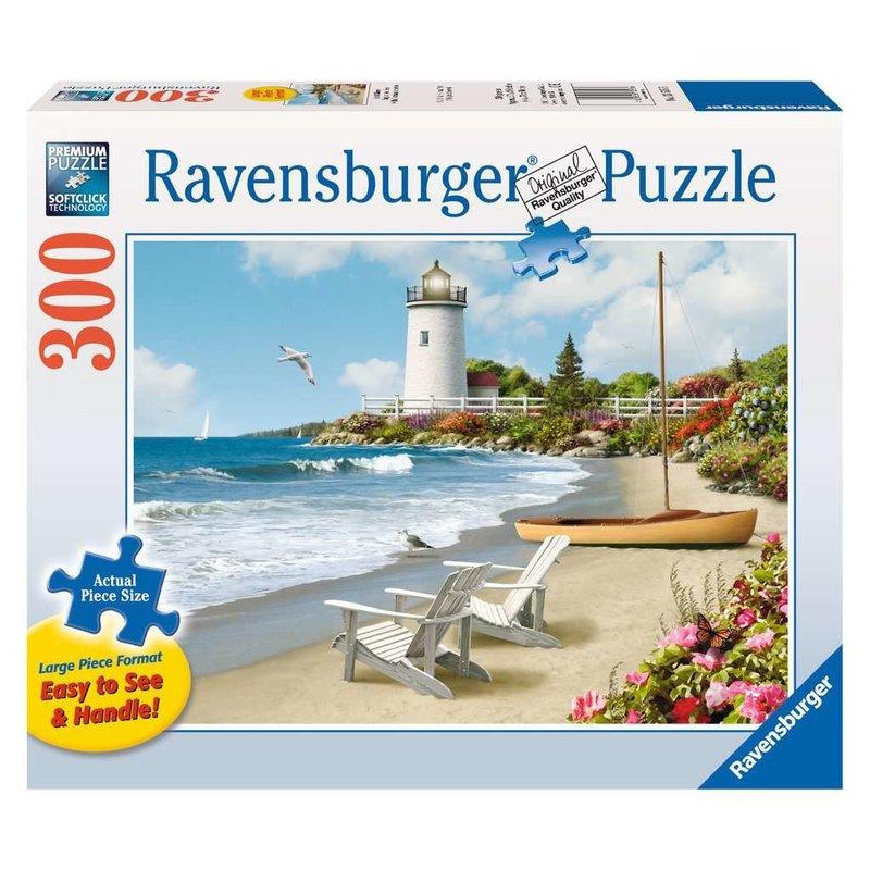 Ravensburger Puzzle 300pc Large Format Sunlit Shores