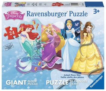 Ravensburger Floor Puzzle 24pc Disney Pretty Princesses