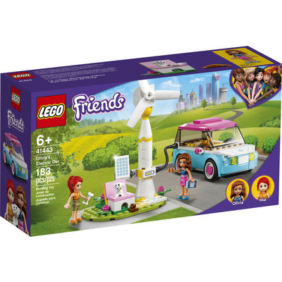 Lego Lego Friends Olivia's Electric Car