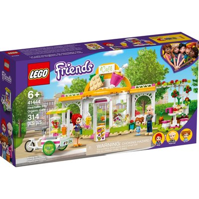 Lego Lego Friends Heartlake City Organic Cafe