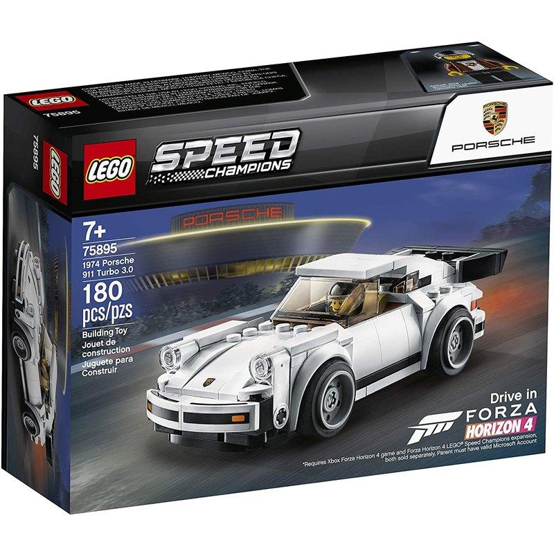 Lego Lego Speed Champions 1974 Porsche 911